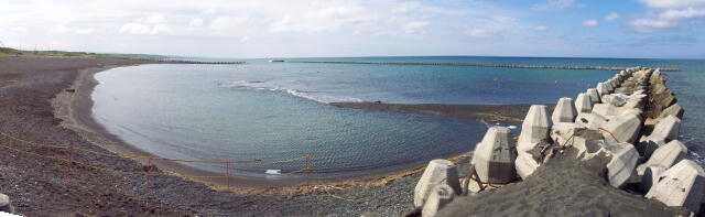 kasen.net 遠別町 富士見海岸